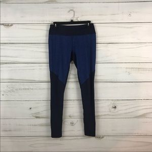 Z by Zella Dark Navy Blue Leggings Size Medium